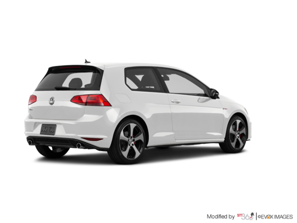 Volkswagen Golf GTI 3-door 2017
