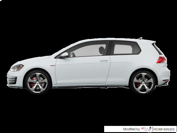 Volkswagen Golf GTI 3-door 2017