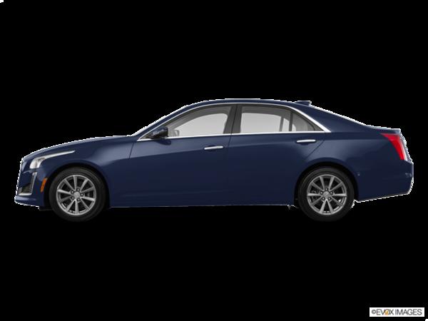Cadillaccts Sedanluxury2018 Cadillac De L Ile Perrot