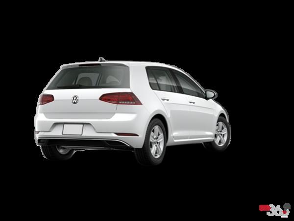 Volkswagen Golf 5-door 2018