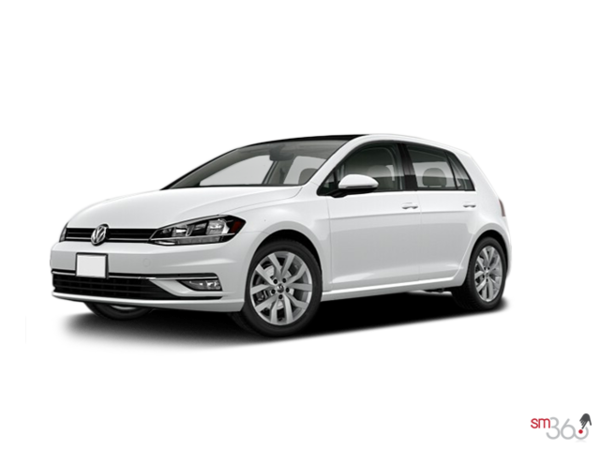 Volkswagen Golf 5-door 2018