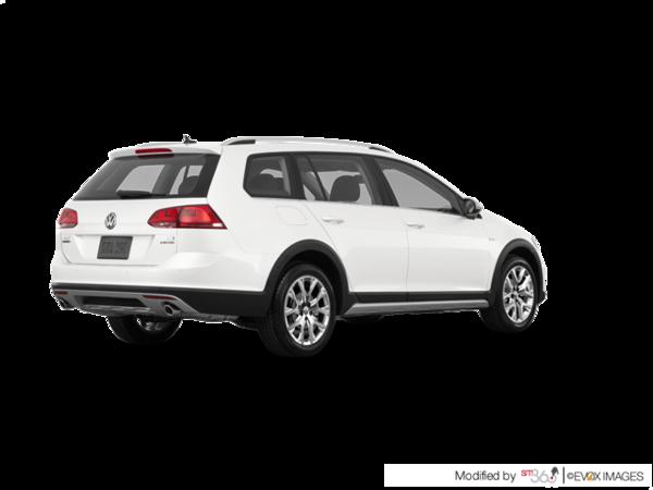 Volkswagen Golf Alltrack 2018
