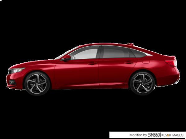 Honda Accord Berline 2019