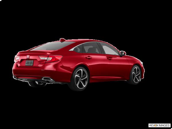 Honda Accord Sedan 2019