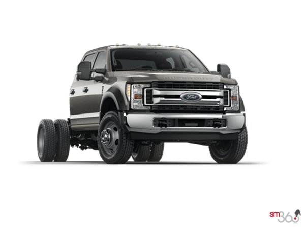 Ford Chassis Cab F-450 2019