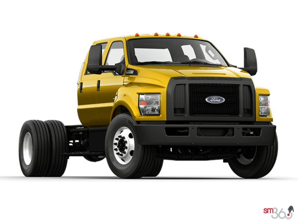 Ford F-750 2019