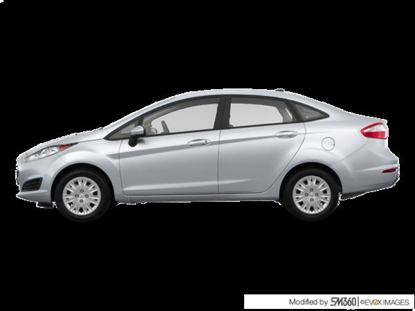 Ford Fiesta Sedan >> Ford Fiesta Sedan S 2019