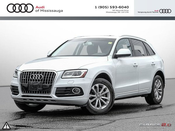 Pre-Owned 2014 Audi Q5 2.0 8sp Tiptronic Technik in Mississauga ...