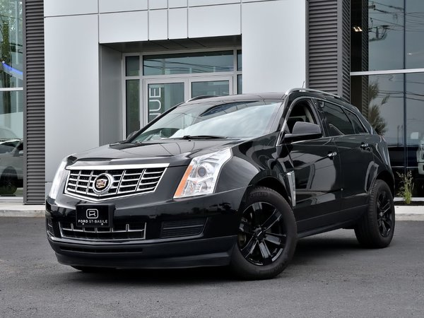 2014 Cadillac SRX Luxury+ TOIT+NAV+ 2 KITS MAGS ET PNEUS!!!