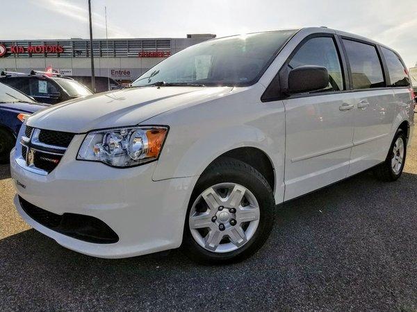 Dodge Grand Caravan SE Stow'N'Go Inspecté! 2013