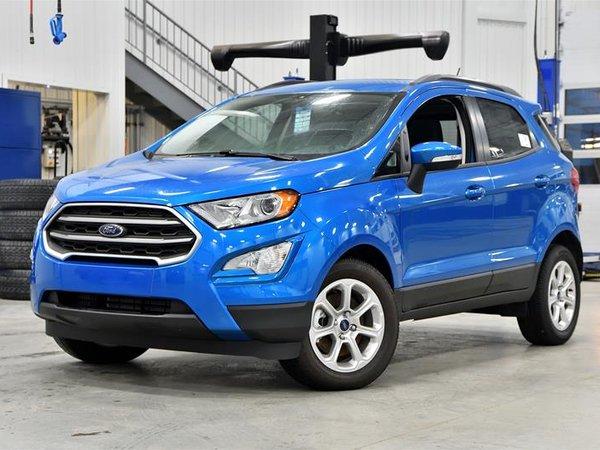Ford EcoSport SE FWD 1.0L 2018