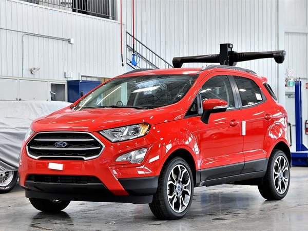 2018 Ford EcoSport SE FWD