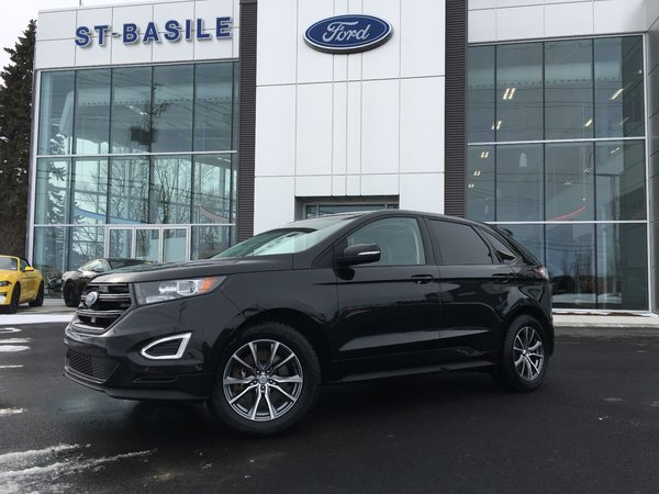 2015 Ford Edge SPORT, Navigation, Toit Ouvrant