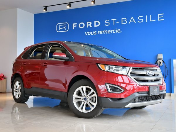 2015 Ford Edge SEL+CUIR+TOIT+GPS+FORD TOUCH+CAMÉRA+++
