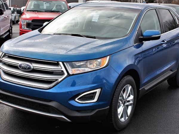 Ford Edge SEL - FWD 2018