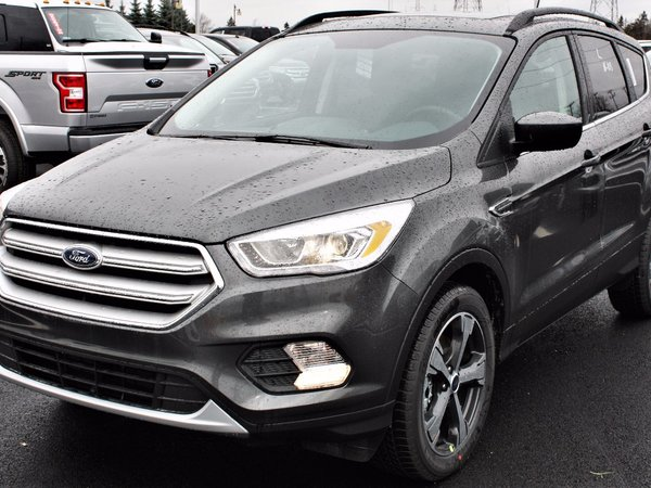 Ford Escape SEL - 4WD 2018