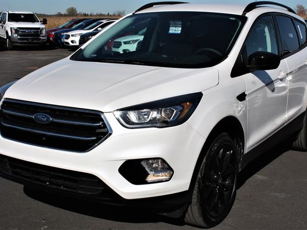 Ford Escape SE - 4WD 2018