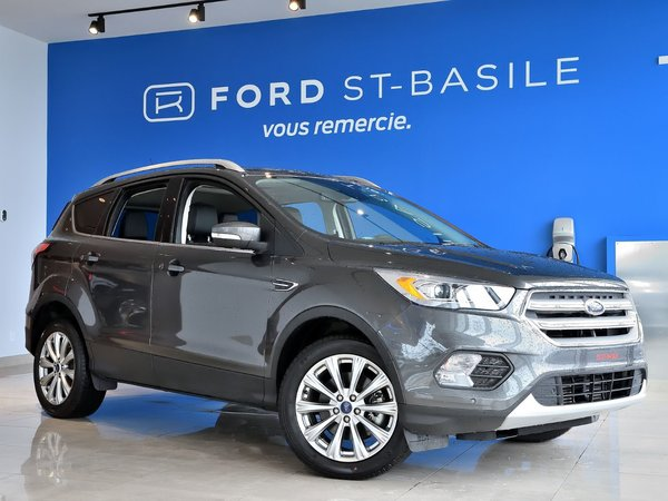 2018 Ford Escape Titanium **210$/2sem** FULL ++ equip!