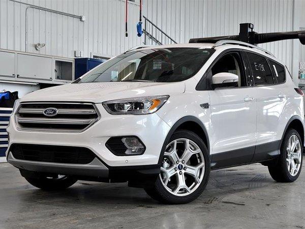 Ford Escape Titanium - 4WD 2.0L 2019