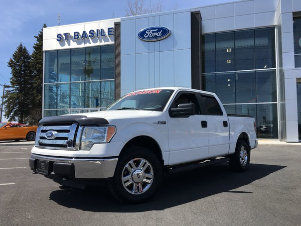 2010 Ford F-150 XLT / 4.6L / 113$ semaine, 36 mois
