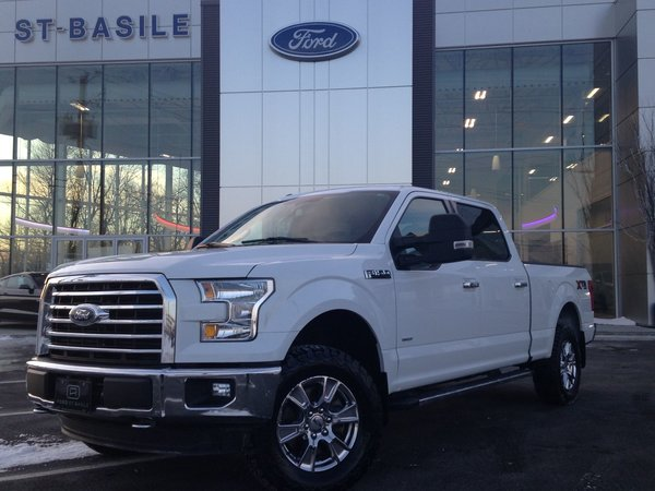 2015 Ford F-150 Supercrew Ecoboost 3.5L 301A / 127$ /semaine *