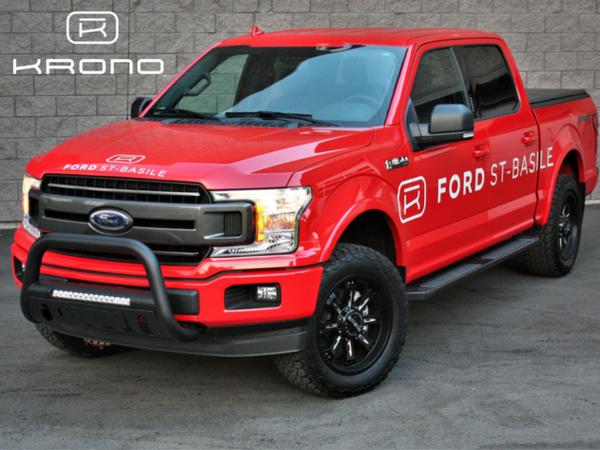 Ford F-150 4x4 - Supercrew XLT - 145