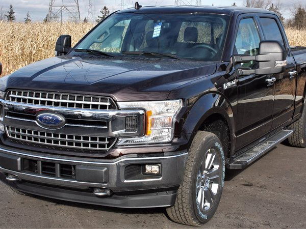 Ford F-150 4x4 - Supercrew XLT - 157