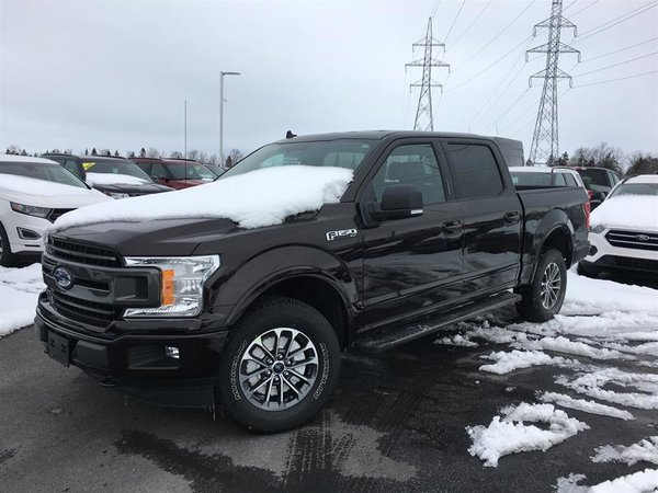 2018 Ford F-150 4x4 - Supercrew XLT - 145