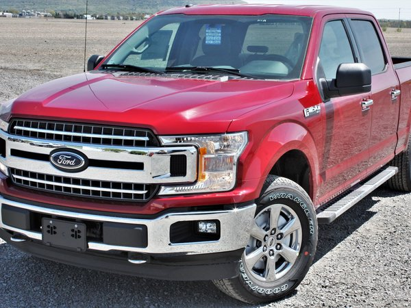 2018 Ford F150 4x4 - Supercrew XLT - 157