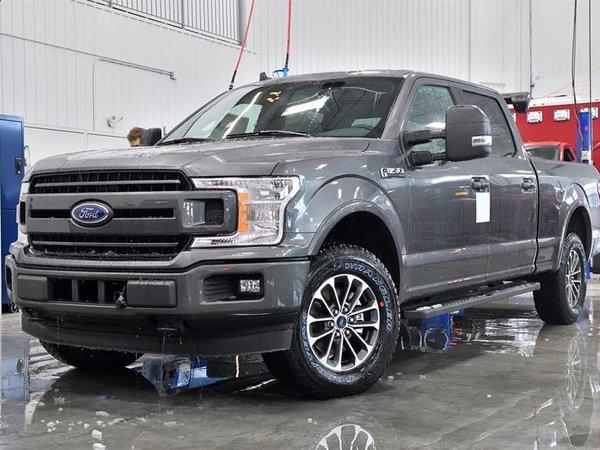 2019 Ford F150 4x4 V8 5.0L - Supercrew XLT - 157