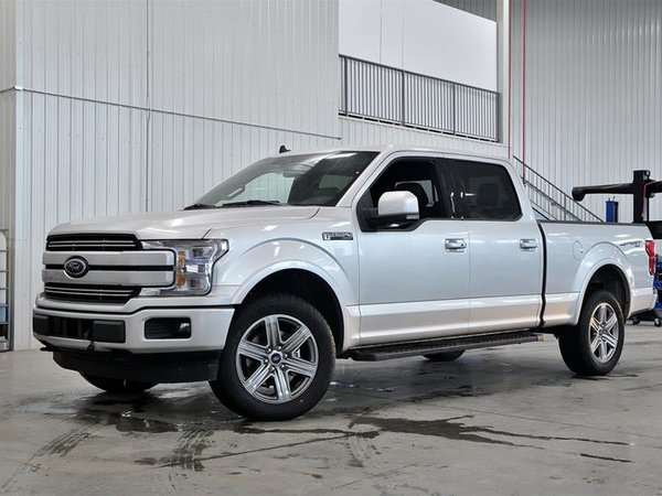 2019 Ford F150 4x4 - Supercrew Lariat - 157