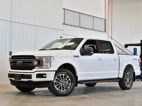 Ford F150 4x4 - Supercrew XLT - 145