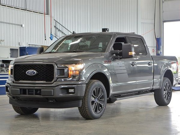 Ford F150 4x4 - Supercrew XLT 3,5 - 157 WB 2019