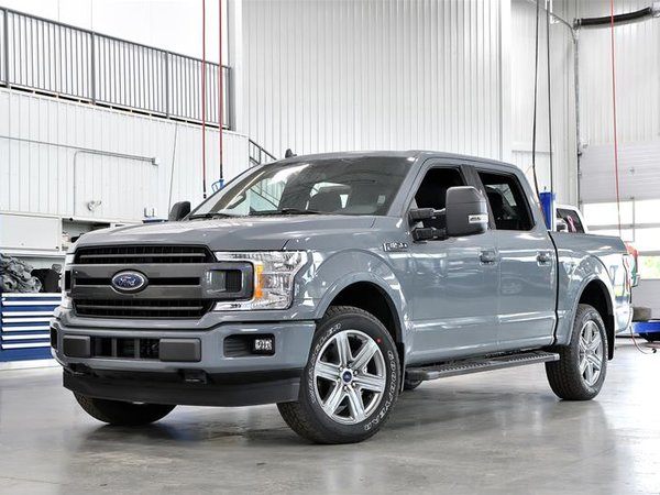 2019 Ford F150 4x4 - Supercrew XLT 2,7 - 145