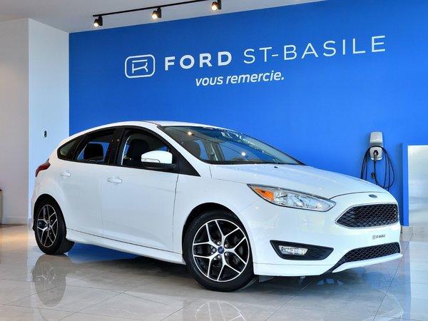 2015 Ford Focus VERSION SPORT+ KIT DE JUPE+AILERON+MAGS+++