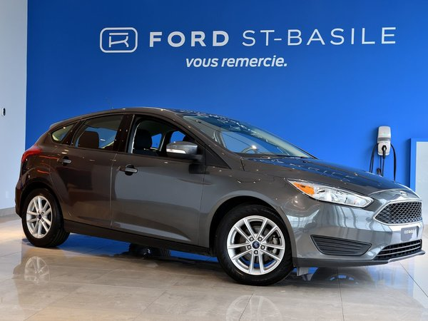 Ford Focus SE / SIÈGES CHAUFFANTS / VOLANT CHAUFFANT 2017