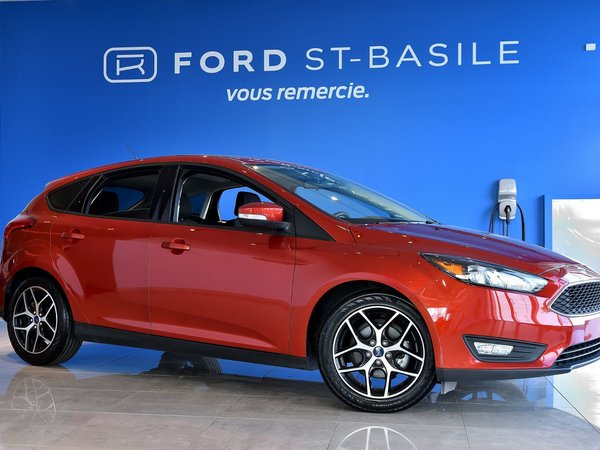 Used 2018 Ford Focus SEL / SIÈGES ET VOLANT CHAUFFANTS / SYNC 3