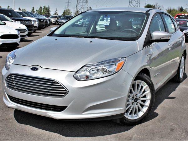 2018 Ford Focus Hatchback Electric