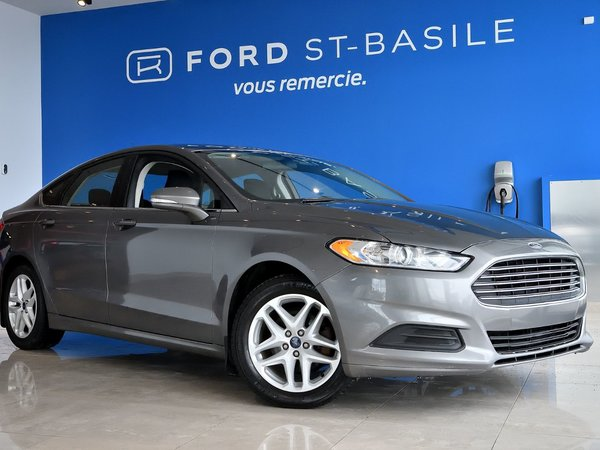 2014 Ford Fusion SE+AUTO STOP+ FORD TOUCH PACK+++
