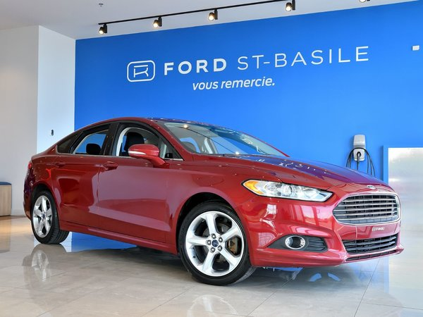Ford Fusion SE+AWD+GPS+MAGS 18+SIÈGES CHAUFFANTS+++ 2016