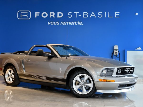 Ford Mustang CONVERTIBLE 2008