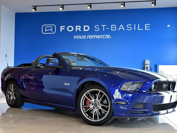 Ford Mustang GT CONVERTIBLE / 5.0L 2014