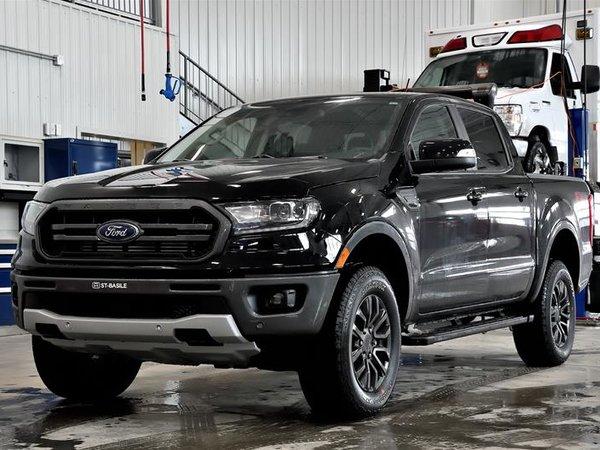 2019 Ford Ranger 4x4 Supercrew Lariat 126
