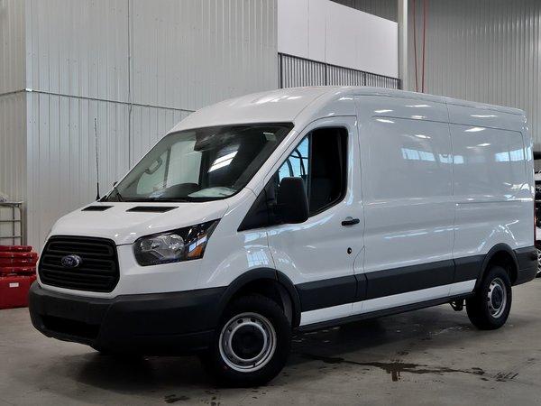 Ford Transit 250 Van 148 WB - Medium Roof - Sliding Pass.side Cargo 2018