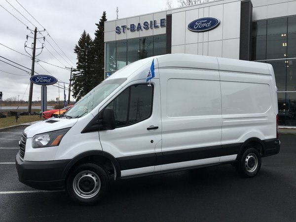 2017 Ford Transit Cargo Van Avec Caméra de recul