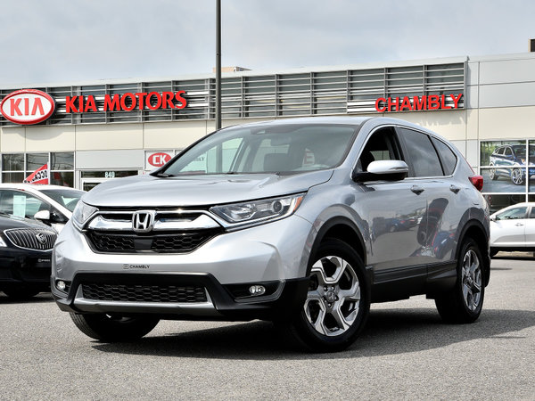Honda CR-V EX AWD **ANDROID AUTO** MAGS** SMART KEY** 2017