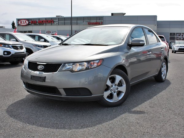 Kia Forte 2.0L EX BA**Bluetooth Audio**Cruise Control** 2010