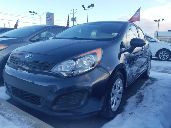 Kia Rio LX+ BA **BLUETOOTH**CRUISE** 2015