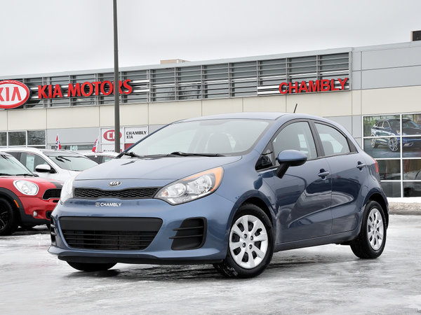 Kia Rio LX+ A/C **BLUETOOTH** *CRUISE** 2016