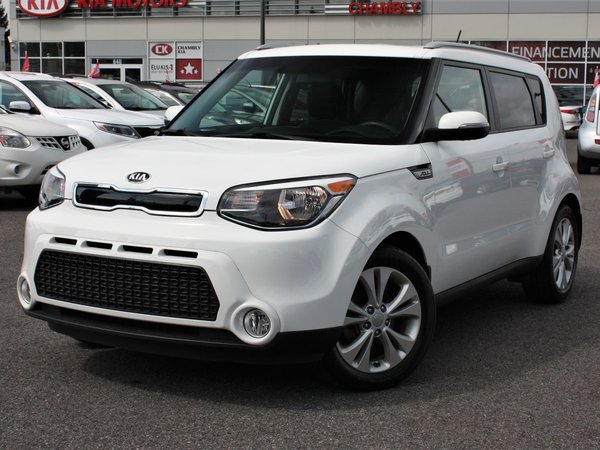 Kia Soul 2.0L EX at **Bluetooth Media**Sièges Chauffants** 2014